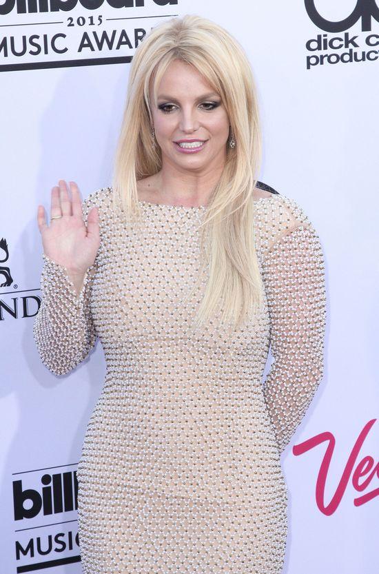 Britney Spears zdumiewa swoją figurą