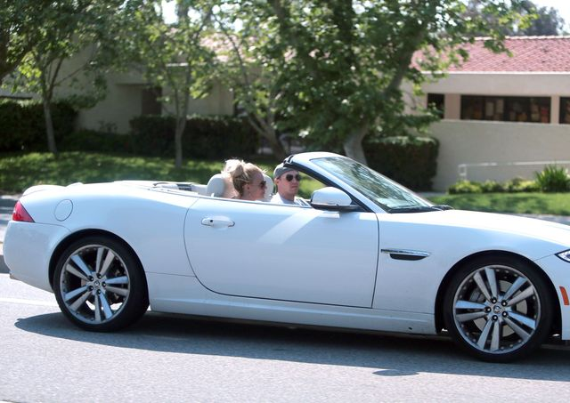 Britney Spears, David Lucado i wsp�lne �niadanie (FOTO)