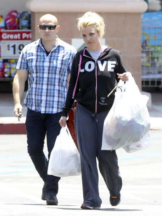 Miley Cyrus i Britney Spears - bratnie dusze