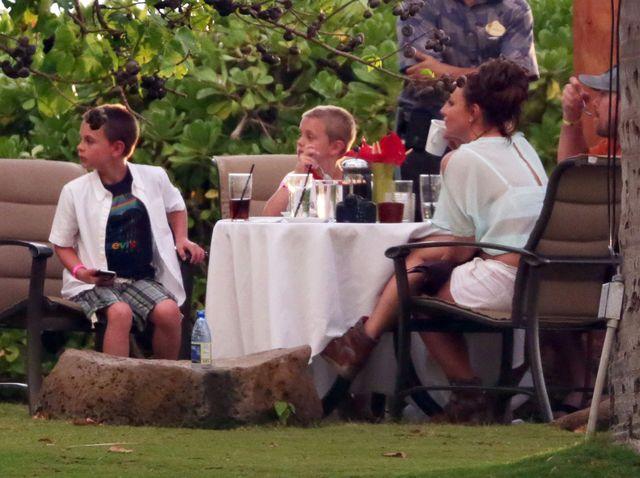 Rodzinne wakacje w wydaniu Britney Spears (FOTO)