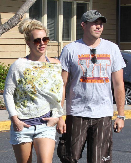 Britney Spears, David Lucado i wspólne śniadanie (FOTO)