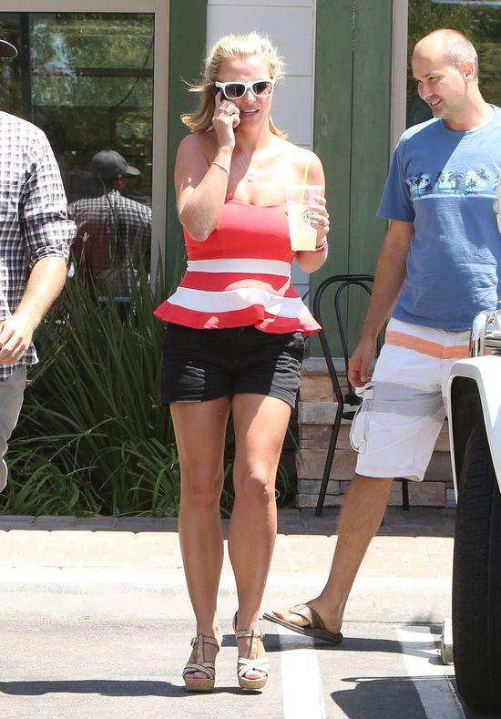 SZOK! To z nią David zdradził Britney Spears!