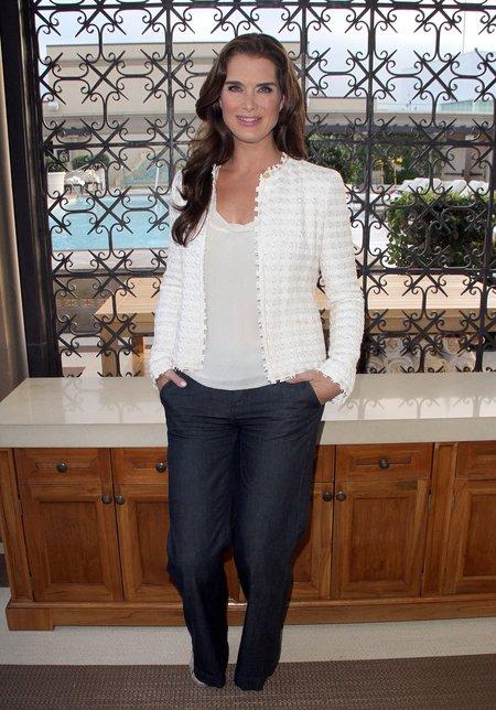 Komu Brooke Shields chciała oddać dziewictwo?