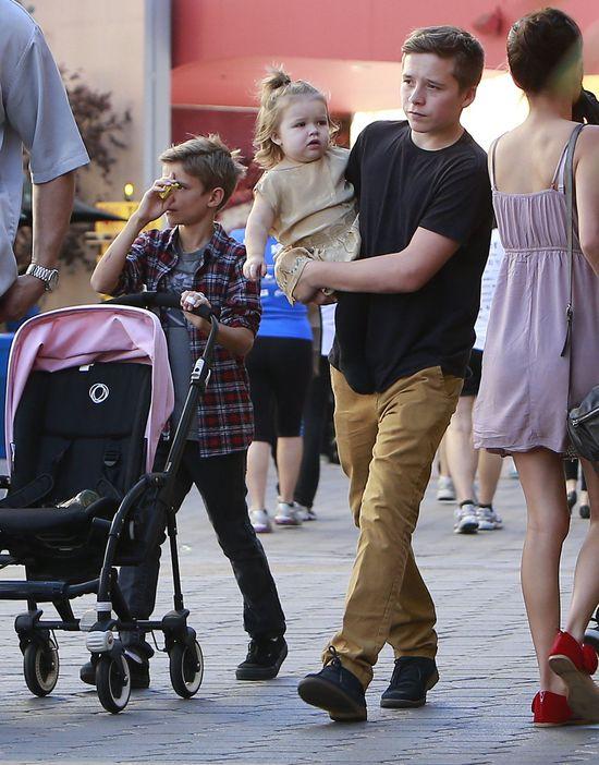 Brooklyn Beckahm umawia się ze sławną aktorką?