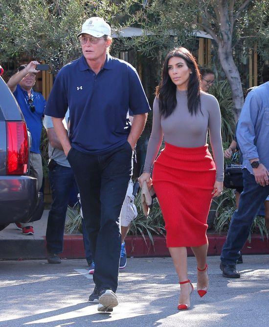 Jenner po wypadku przyłapany na przekroczeniu prędkości