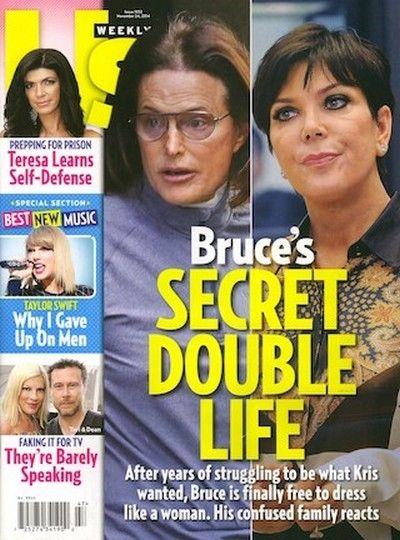 Była żona Bruce'a Jennera: Nosił moje staniki