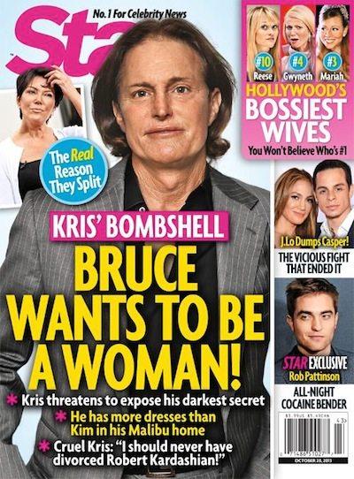 Bruce Jenner chce zmienić płeć?