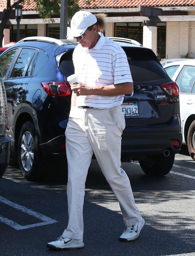 Bruce Jenner SKOMPROMITOWAŁ się na oczach paparazzi