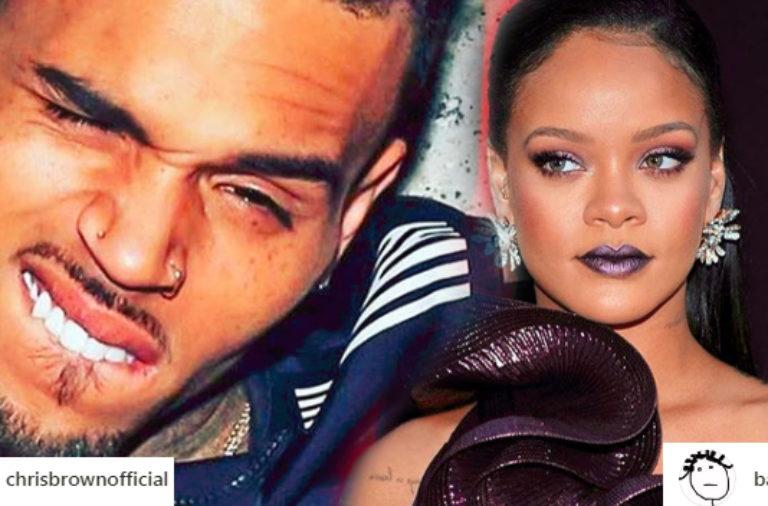 Chris Brown Historia randek
