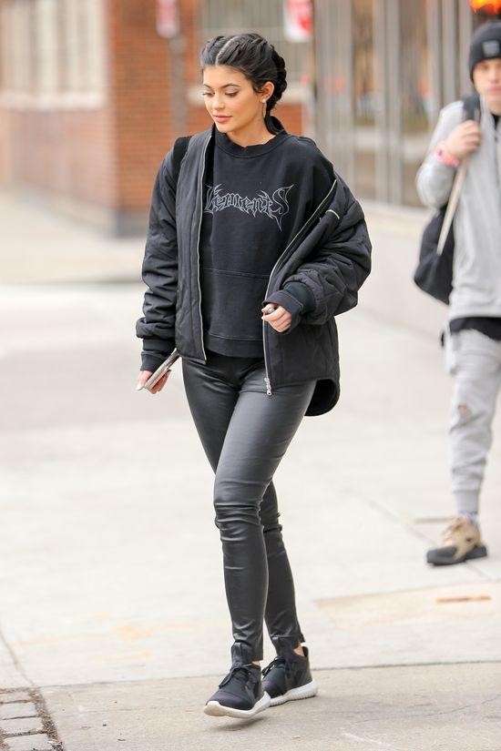 Kylie Jenner, rozmiar miseczki 70B
