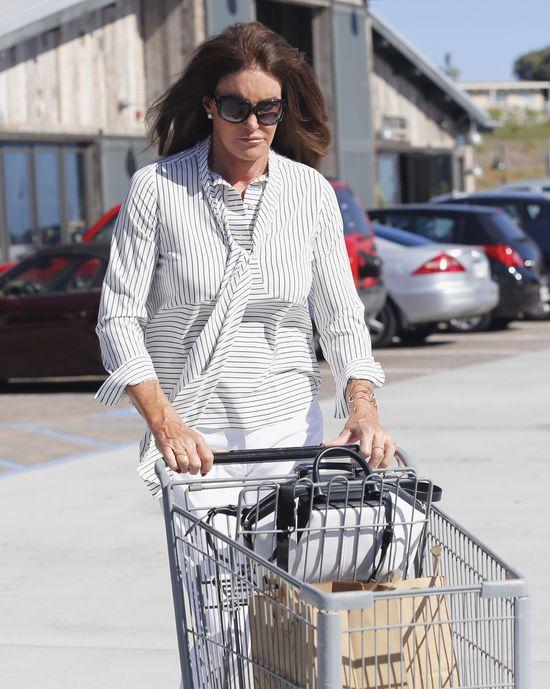 Caitlyn Jenner nie jest zadowolona ze swojej twarzy (FOTO)
