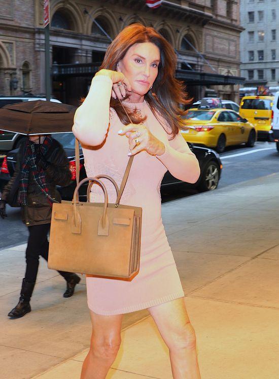 Caitlyn Jenner ostro o ciąży Kylie
