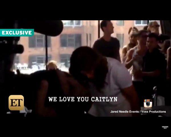 Caitlyn Jenner pojawiła się na paradzie równości