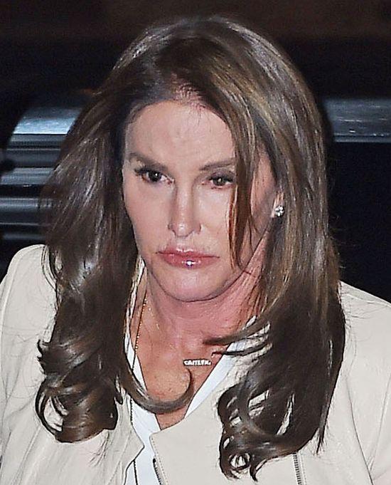 Tak twarz Caitlyn Jenner wygl�da z bliska.Bardzo bliska FOTO