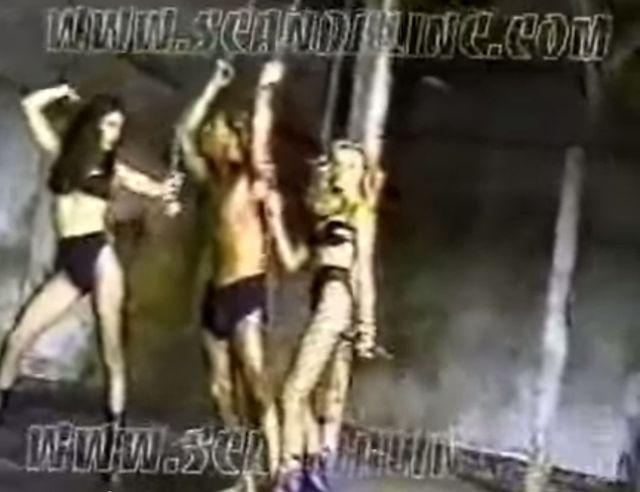 Szok! Cameron Diaz zaczynała od porno?! (VIDEO)