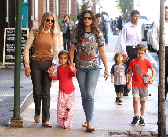 Matthew McConaughey już nie będzie spacerował z całą rodziną