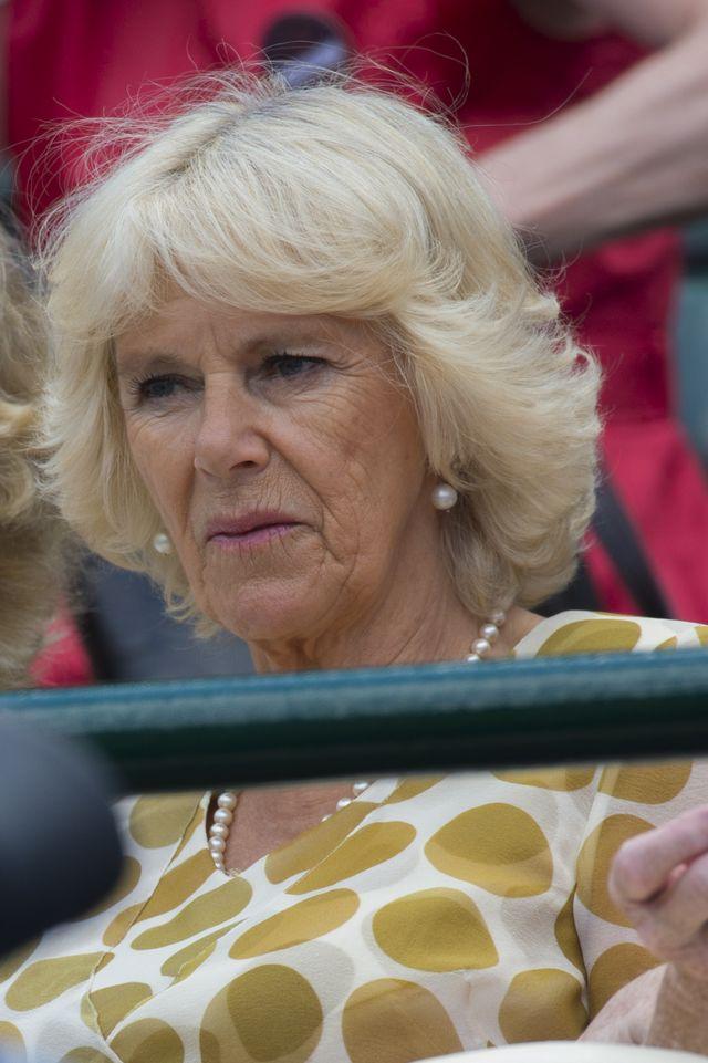 Księżna Camilla zabrała Meghan Markle na lunch, żeby powiedzieć jej TO