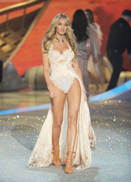 NOWOŚĆ! Candice Swanepoel musiała przytyć przed show VS