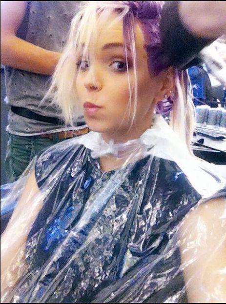 Candy Girl ju� nie jest blondynk�! (FOTO)