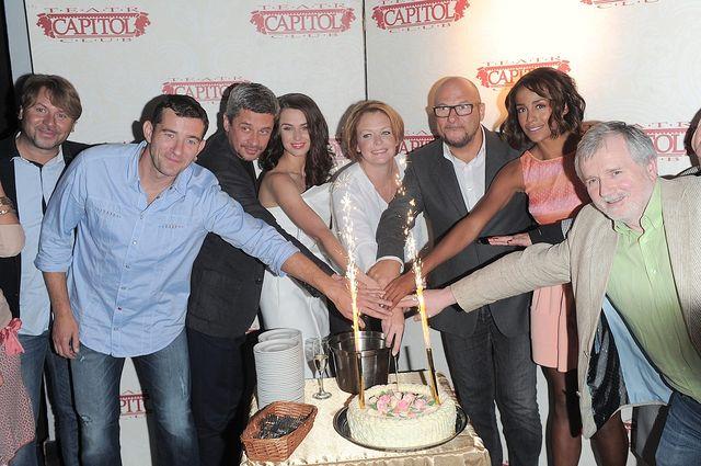 Kto świętował urodziny Teatru Capitol? (FOTO)