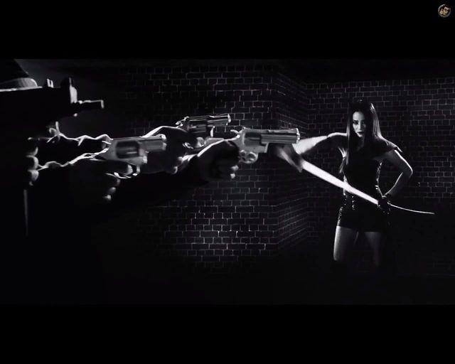 Jessica Alba budzi pożądanie w trailerze Sin City 2 [VIDEO]