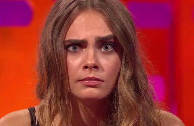 Pojdynek na brwi - Emilia Clarke kontra Cara Delevingne