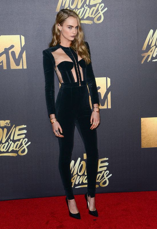 Jenner, Clarke, Hadid i inne gwiazdy na MTV Video Music Awards!