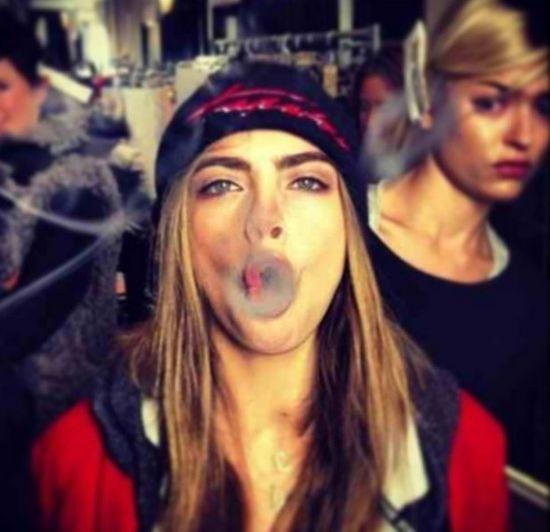Cara Delevingne jak chce, potrafi by� seksowna (FOTO)