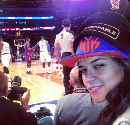 Pijana Michelle Rodriguez całuje Carę Delevingne (FOTO)