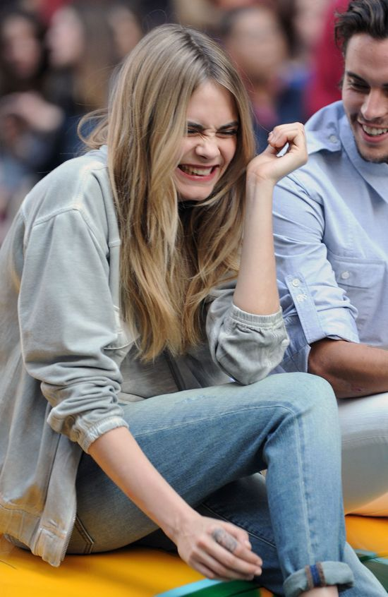Cara Delevingne najczęściej wyszukiwaną modelką w Google!