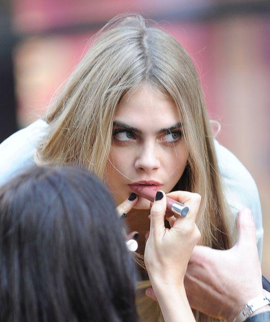 Jak wygląda dzień z życia modelki? (FOTO)