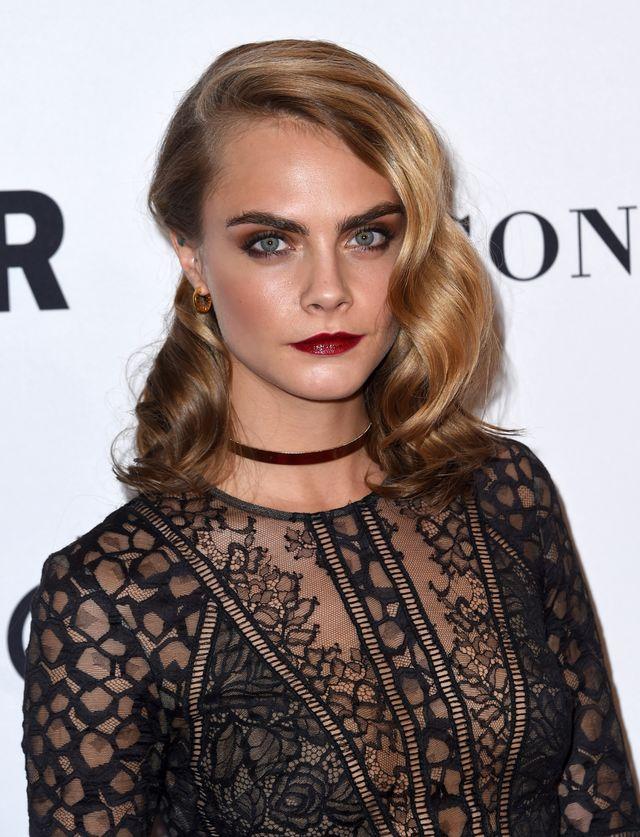 Cara Delevingne zgoliła włosy (Instagram)