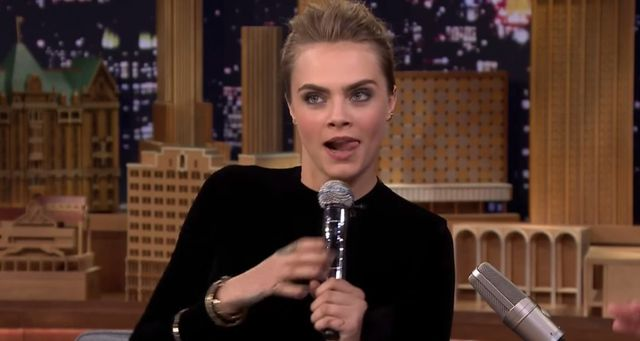 Oto kolejny talent Cary Delevingne! (VIDEO)