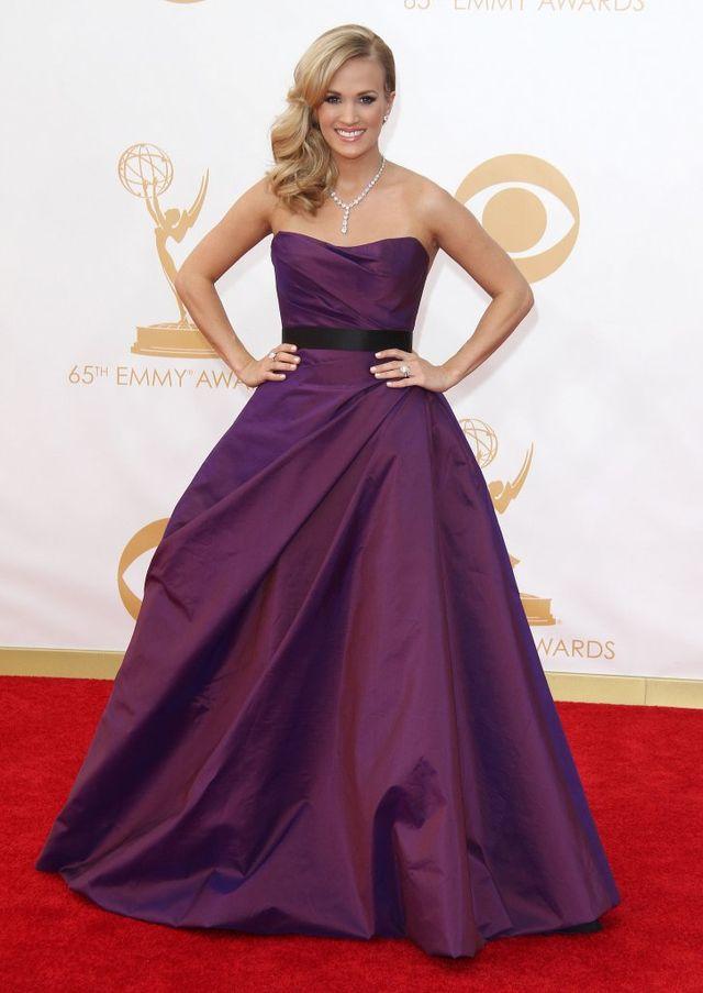 Ciężarna Carrie Underwood zrezygnowała z weganizmu