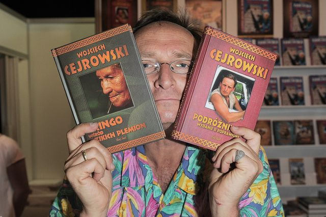 Cejrowski: Nie kupujcie moich książek... [VIDEO]