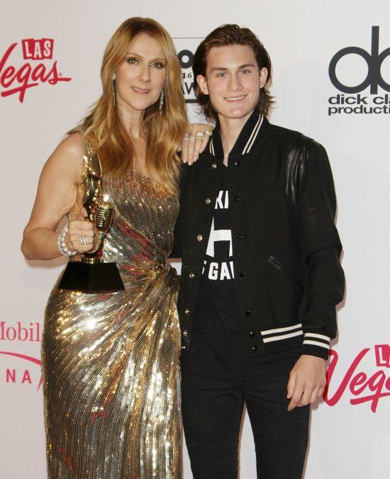 Świat poznał syna Celine Dione. Dziewczyny są ZACHWYCONE