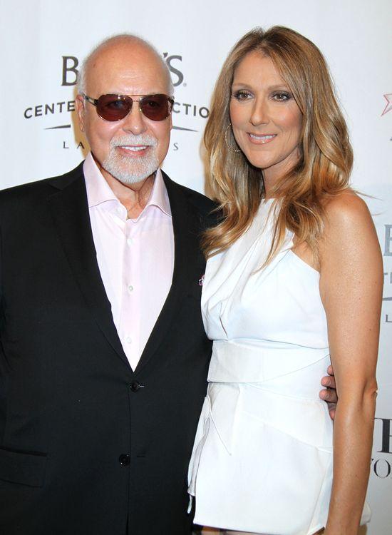 Celine Dion o chorym mężu: Chce umrzeć w moich ramionach