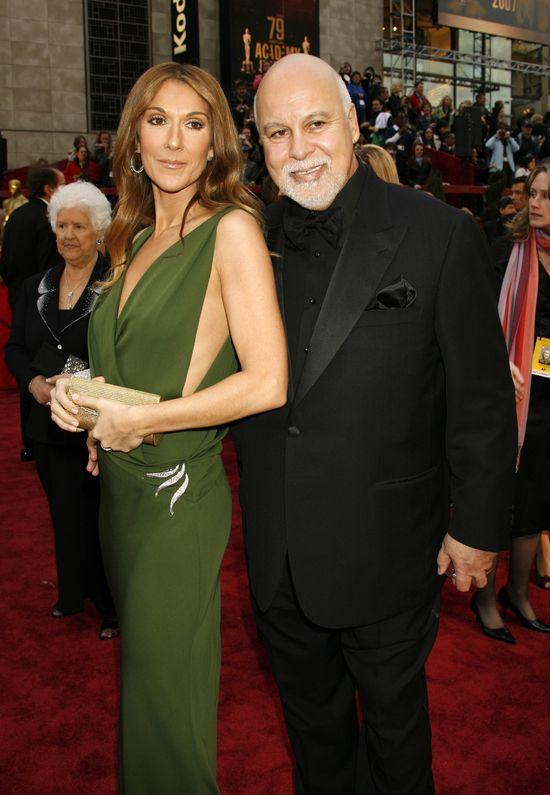 Mąż Celine Dion jest poważnie chory!