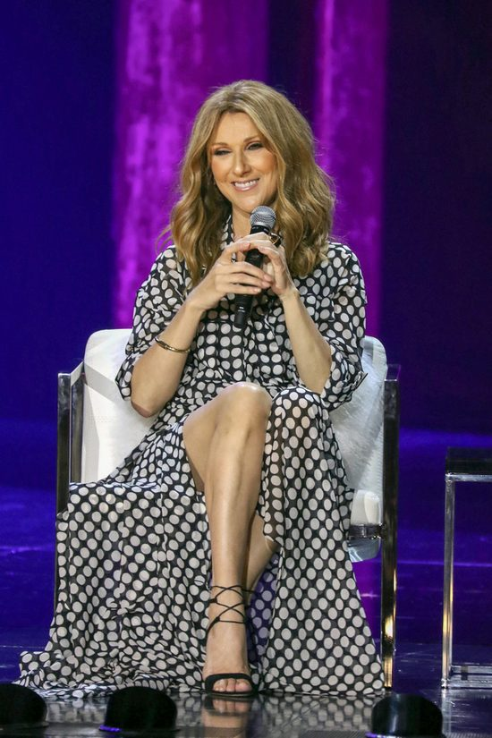 Celine Dion zaśpiewała cover Hello Adele [VIDEO]