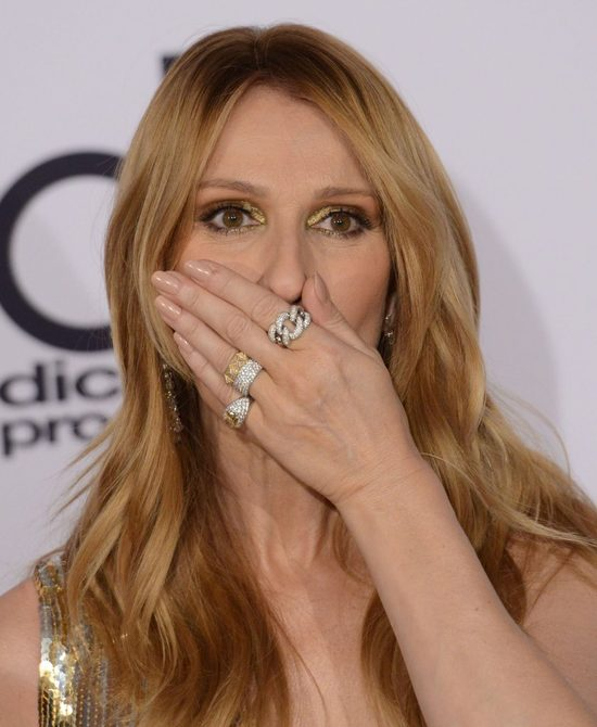 Rene Angelil, mąż Celine Dion, wypadł z łóżka przed śmiercią