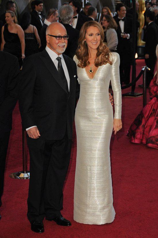René Angélil, mąż Celine Dion, nie żyje