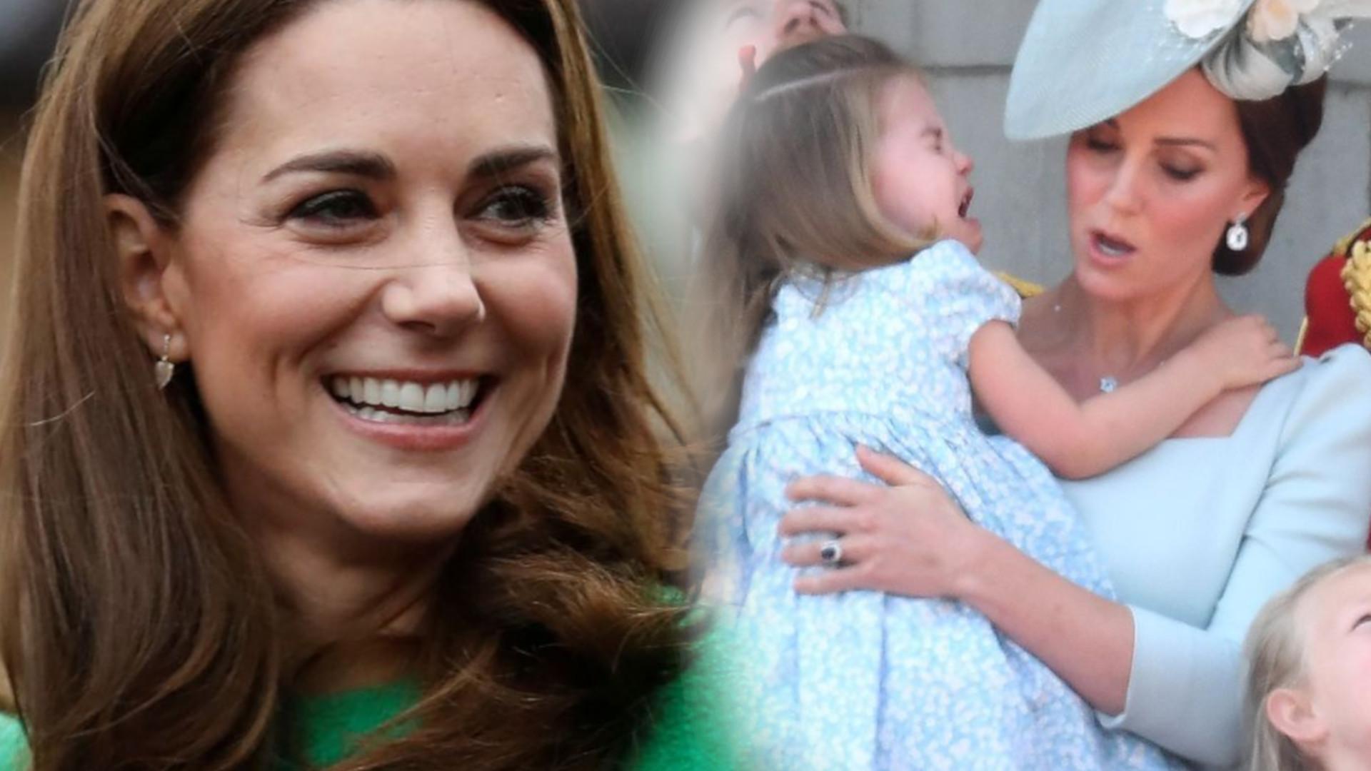 Kate Middleton zdradziła, jaki jest ulubiony przysmak księżniczki Charlotte