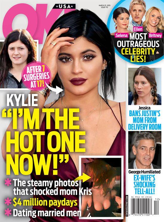 Przez ostatni rok Kylie Jenner (17 l.) przeszłą metamorfozę w wampa, jej wygląd zmienił się o 180 stopni. I nie jest to efekt dojrzewania tylko zabiegów chirurgicznych.