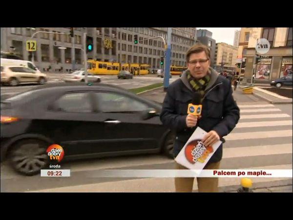 Filip Chajzer sprawdza geograficzną wiedzę Polaków