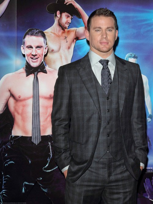 Channing Tatum nakręci Magic Mike 2