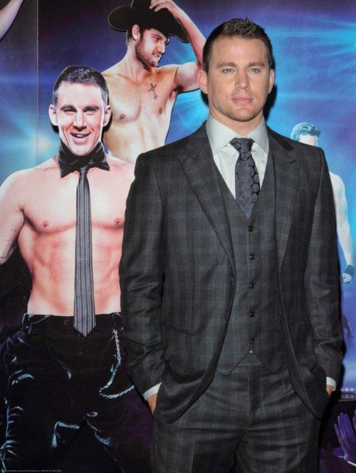 Channing Tatum nakręci Magic Mike 2