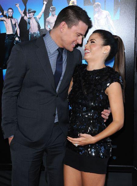 Channing Tatum do żony: Kochanie, nie musisz już woskować nó