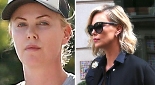 Internauci oburzeni: czy Charlize Theron pokazała środkowy palec Polakowi?
