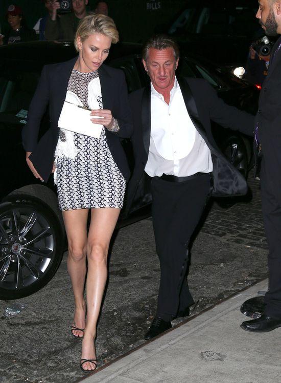 Duże zmiany w życiu Charlize Theron i Seana Penna