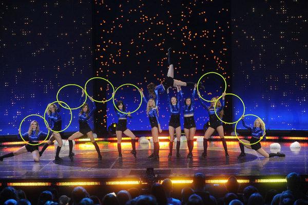 Z NBA do Tylko taniec (FOTO)